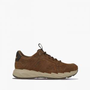 נעלי טיולים קטרפילר לגברים Caterpillar Stratify Lo Waterproof - חום