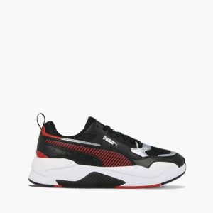 נעלי סניקרס פומה לגברים PUMA Ferrari Race X-Ray 2 - שחור