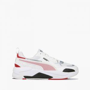נעלי סניקרס פומה לגברים PUMA Ferrari Race X-Ray 2 - לבן