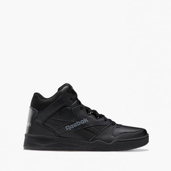 נעלי סניקרס ריבוק לגברים Reebok Royal HI2 - שחור