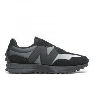 נעלי סניקרס ניו באלאנס לגברים New Balance MS327 - שחור