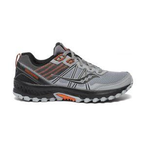 נעלי ריצה סאקוני לגברים Saucony EXCURSION TR14 - אפור