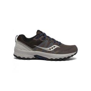 נעלי ריצה סאקוני לגברים Saucony EXCURSION TR14 - צבעוני כהה