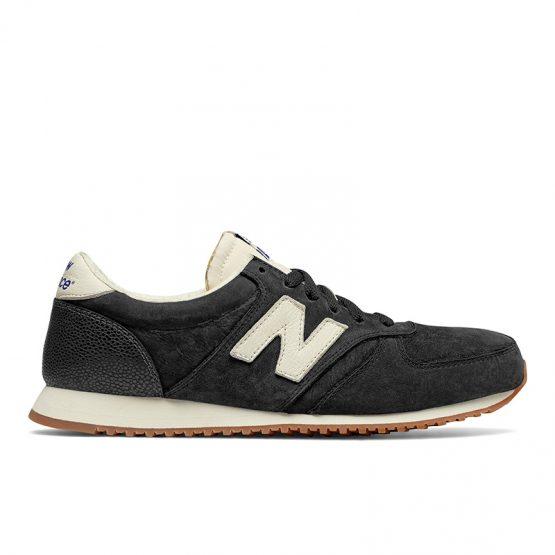 נעלי סניקרס ניו באלאנס לגברים New Balance U420 - שחור