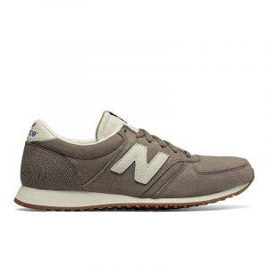 נעלי סניקרס ניו באלאנס לגברים New Balance U420 - חום