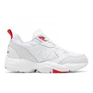נעלי סניקרס ניו באלאנס לנשים New Balance WX708 - לבן/אדום