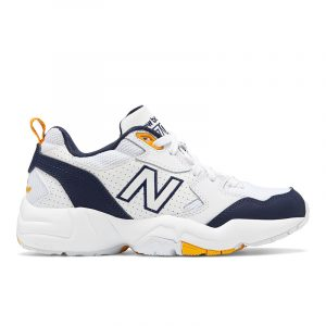 נעלי סניקרס ניו באלאנס לנשים New Balance WX708 - לבן/כחול