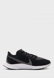 נעלי ריצה נייק לנשים Nike ZOOM RIVAL FLY 2 - שחור/לבן