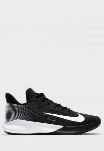 נעלי כדורסל נייק לגברים Nike Precision IV - שחור/לבן
