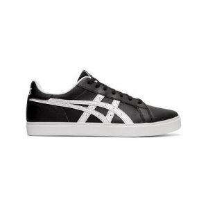 נעלי סניקרס אסיקס טייגר לגברים Asics Tiger Classic CT - שחור/לבן