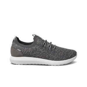 נעלי סניקרס ריף לגברים Reef CRUISER KNIT - אפור