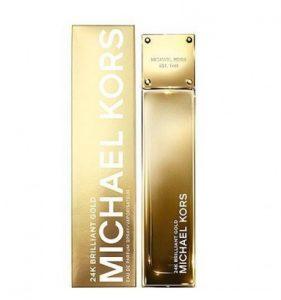 בושם מייקל קורס לנשים Michael Kors 24K Brilliant Gold 100ml - זהב