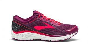 נעלי ריצה ברוקס לנשים Brooks Aduro 5 - צבעוני בהיר