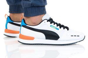 נעלי סניקרס פומה לגברים PUMA R78 - צבעוני בהיר