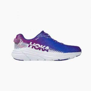נעלי ריצה הוקה לנשים Hoka One One Rincon 2 - צבעוני/לבן