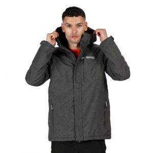 ג'קט ומעיל רגטה לגברים Regatta Volter Shield - אפור