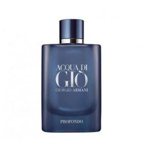 בושם Giorgio Armani לגברים Giorgio Armani Acqua Di 125ml - כחול כהה