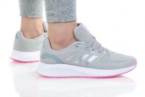 נעלי ריצה אדידס לנשים Adidas Runfalcon 2.0 - אפור בהיר
