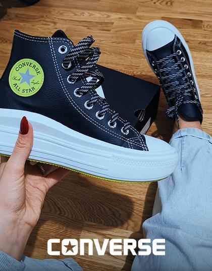 נעלי קונברס לנשים במבצע