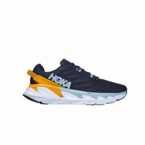 נעלי ריצה הוקה לגברים Hoka One One Elevon 2 - שחור