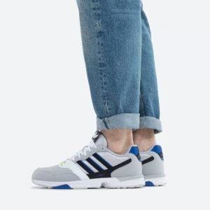 נעלי סניקרס אדידס לגברים Adidas Originals ZX 1000 - אפור