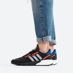 נעלי ריצה אדידס לגברים Adidas Originals Zx 1K Boost - שחור