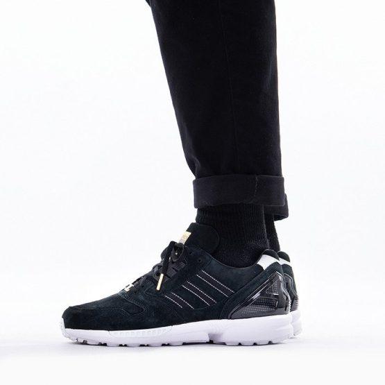 נעלי סניקרס אדידס לגברים Adidas Originals Zx 8000 - שחור