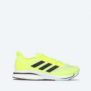 נעלי ריצה אדידס לגברים Adidas Supernova + - צהוב