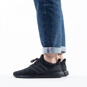 נעלי ריצה אדידס לגברים Adidas Ultraboost 4.0 DNA - שחור