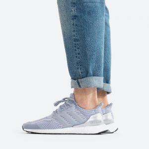 נעלי ריצה אדידס לגברים Adidas Ultraboost 5.0 Dna - אפור