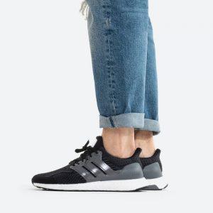 נעלי ריצה אדידס לגברים Adidas Ultraboost 5.0 Dna - שחור