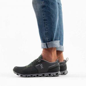 נעלי ריצה און לגברים On Running Cloud Waterproof - ירוק