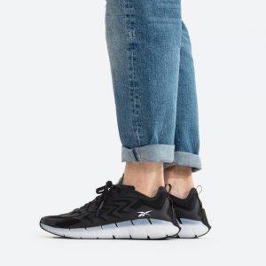נעלי סניקרס ריבוק לגברים Reebok Zig Kinetica 21 - שחור