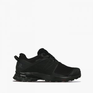 נעלי ריצת שטח סלומון לגברים Salomon Xa Wild Gtx Gore-Tex - שחור