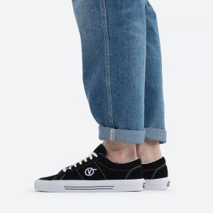 נעלי סניקרס ואנס לגברים Vans UA Sid - שחור