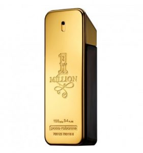 בושם פאקו ראבן לגברים Paco Rabanne One Million 100ml - זהב