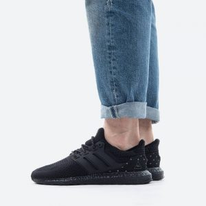 נעלי ריצה אדידס לגברים Adidas Originals x Pharrell Williams Ultraboost DNA Black Ambition - שחור