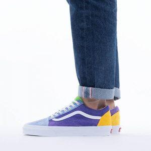 נעלי סניקרס ואנס לגברים Vans x Anderson .Paak Old Skool - צבעוני כהה