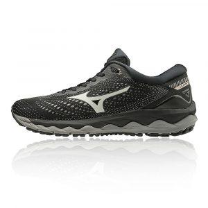נעלי ריצה מיזונו לנשים Mizuno Wave Sky 3 - שחור