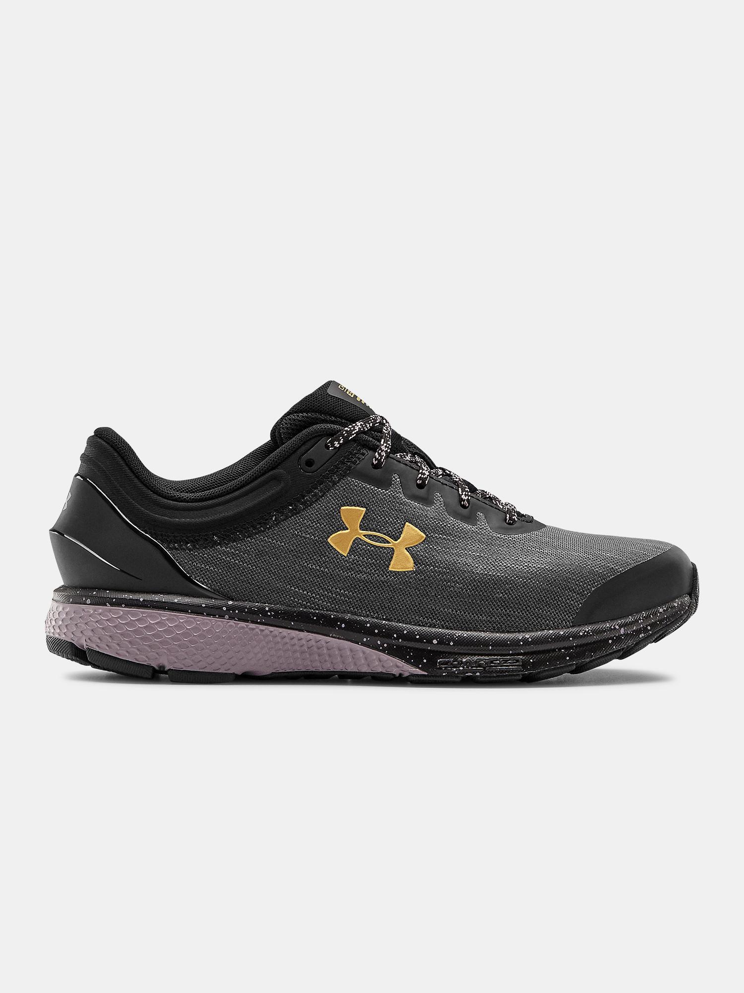 נעלי ריצה אנדר ארמור לנשים Under Armour Charged Escape 3 Evo - צבעוני כהה