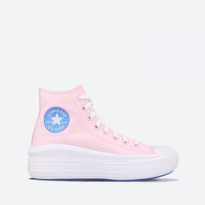 נעלי סניקרס קונברס לנשים Converse Chuck Taylor All Star Movie - ורוד