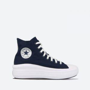 נעלי סניקרס קונברס לנשים Converse Chuck Taylor All Star Movie - כחול