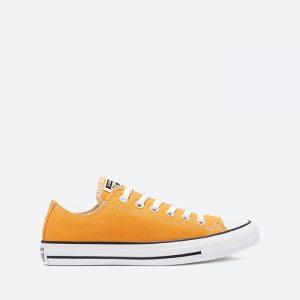 נעלי סניקרס קונברס לנשים Converse CHUCK TAYLOR ALL STAR OX - כתום