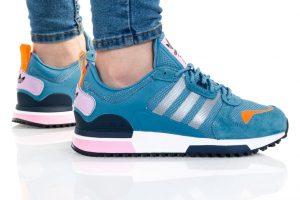 נעלי סניקרס אדידס לנשים Adidas ZX 700 HD - כחול
