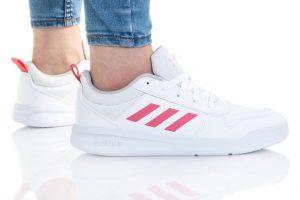 נעלי סניקרס אדידס לנשים Adidas TENSAUR K - לבן/ורוד