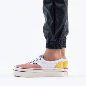 נעלי סניקרס ואנס לנשים Vans Super ComfyCush Era - צבעוני