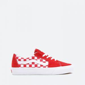 נעלי סניקרס ואנס לגברים Vans Ua Sk8-Low - אדום