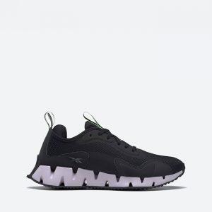 נעלי ריצה ריבוק לנשים Reebok Zig Dynamica - שחור/סגול