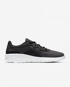 נעלי ריצה נייק לגברים Nike Explore Strada - שחור/לבן