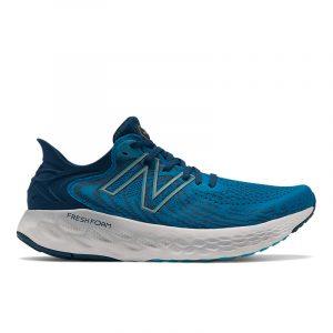 נעלי ריצה ניו באלאנס לגברים New Balance FRESH FOAM 1080V11 - כחול